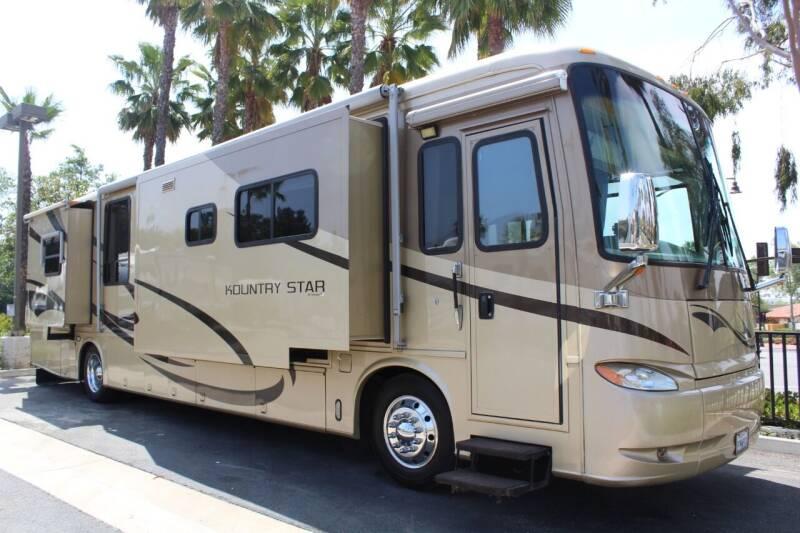 2006 Newmar Kountry Star for sale at Rancho Santa Margarita RV in Rancho Santa Margarita CA