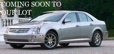 2007 Cadillac STS for sale at FASTRAX AUTO GROUP in Lawrenceburg KY