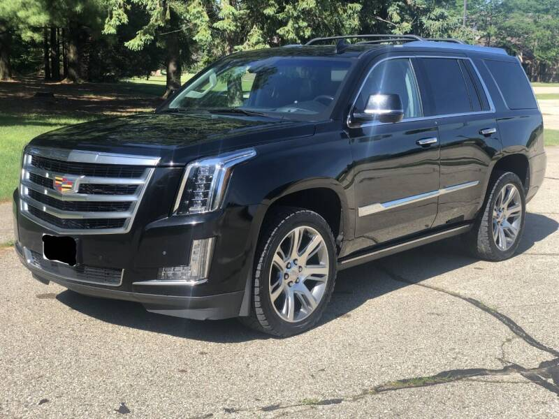 2015 Cadillac Escalade for sale at Dependable Auto in Fort Atkinson WI