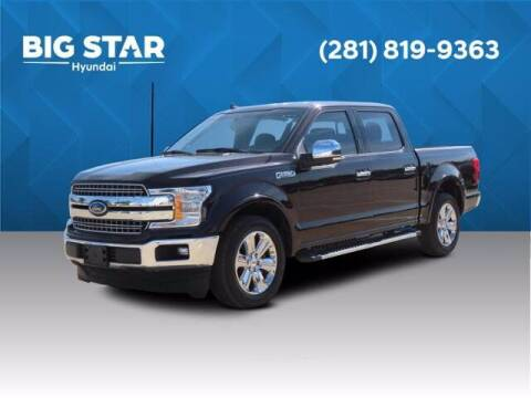 2019 Ford F-150 for sale at BIG STAR HYUNDAI in Houston TX