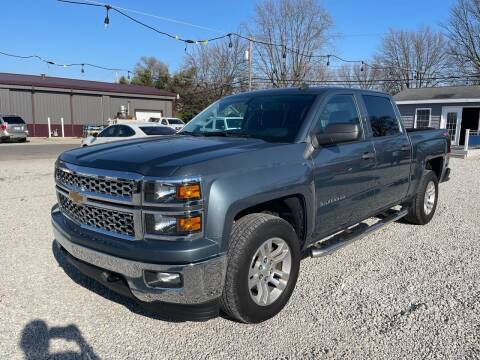 2014 Chevrolet Silverado 1500 for sale at Davidson Auto Deals in Syracuse IN