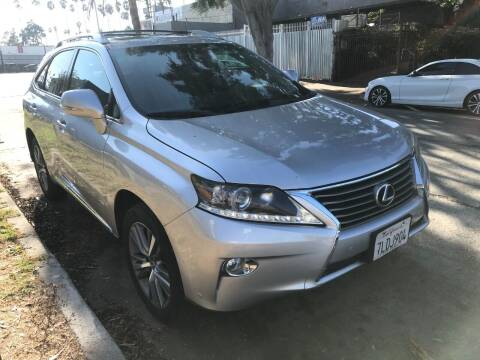 2015 Lexus RX 350 for sale at Autobahn Auto Sales in Los Angeles CA