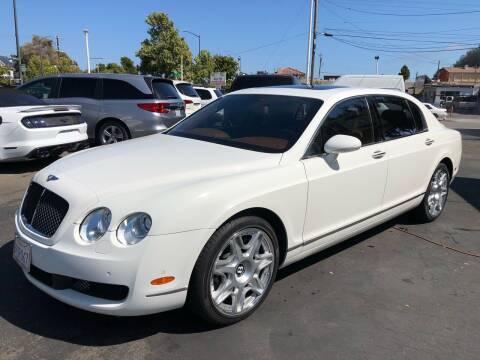 2008 Bentley Continental for sale at EKE Motorsports Inc. in El Cerrito CA