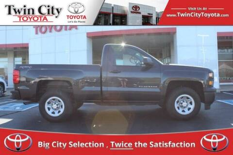 2015 Chevrolet Silverado 1500 for sale at Twin City Toyota in Herculaneum MO