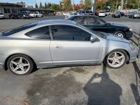 2003 Acura RSX for sale at Westside Motors in Mount Vernon WA