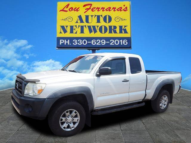 2007 Toyota Tacoma for sale at Lou Ferraras Auto Network in Youngstown OH