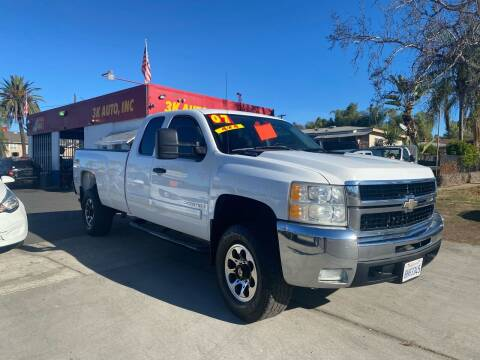 2007 Chevrolet Silverado 2500HD for sale at 3K Auto in Escondido CA