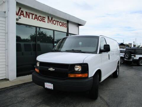 2011 Chevrolet Express Cargo for sale at Vantage Motors LLC in Raytown MO