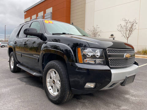 2009 Chevrolet Tahoe for sale at ELAN AUTOMOTIVE GROUP in Buford GA