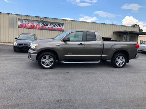 2007 Toyota Tundra for sale at Stikeleather Auto Sales in Taylorsville NC