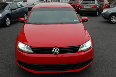 2012 Volkswagen Jetta for sale at D&H Auto Group LLC in Allentown PA