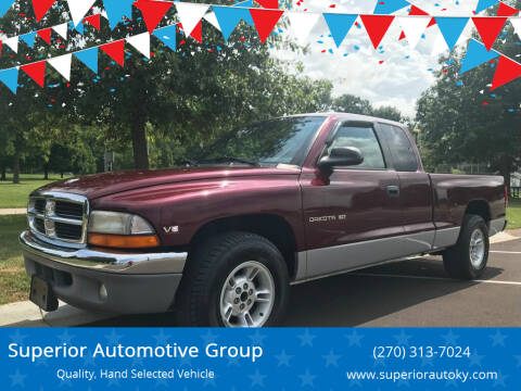 2000 Dodge Dakota for sale at Superior Automotive Group in Owensboro KY