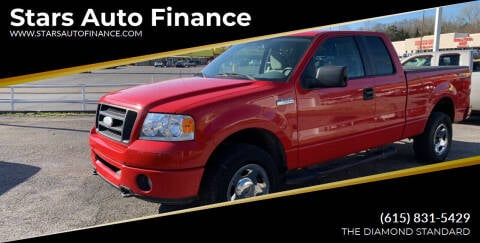 2008 Ford F-150 for sale at Stars Auto Finance in Nashville TN