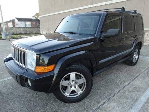 2009 Jeep Commander for sale at Abe Motors in Houston TX