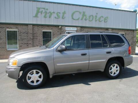2009 GMC Envoy for sale at First Choice Auto in Greenville SC