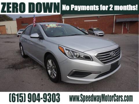 2016 Hyundai Sonata for sale at Speedway Motors in Murfreesboro TN