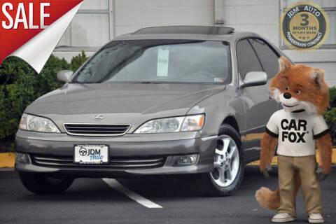 2000 Lexus ES 300 for sale at JDM Auto in Fredericksburg VA