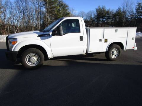 2014 Ford F-250 Super Duty for sale at KRG Motorsport in Goffstown NH