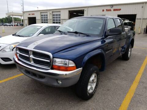2002 Dodge Dakota for sale at Cars Now KC in Kansas City MO