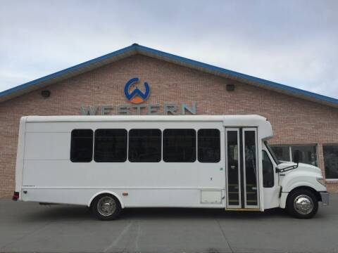 2015 International TerraStar for sale at Western Specialty Vehicle Sales in Braidwood IL