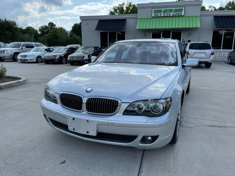 2007 BMW 7 Series for sale at Cross Motor Group in Rock Hill SC