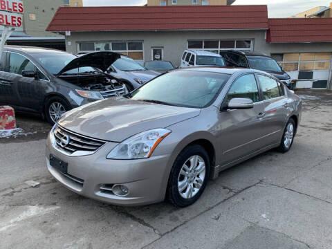 2012 Nissan Altima for sale at ELITE MOTOR CARS OF MIAMI in Miami FL