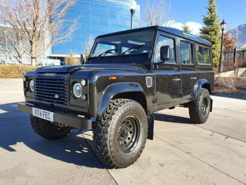 1991 Land Rover Defender for sale at Classic Car Deals in Cadillac MI