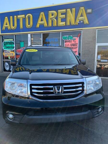 2012 Honda Pilot for sale at Auto Arena in Fairfield OH