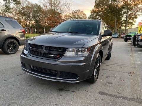 2018 Dodge Journey for sale at JV Motors NC LLC in Raleigh NC