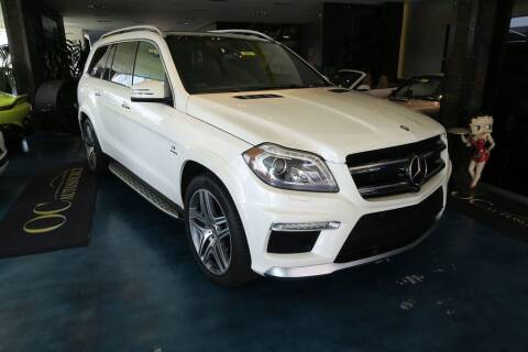 2014 Mercedes-Benz GL-Class for sale at OC Autosource in Costa Mesa CA