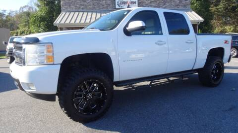 2009 Chevrolet Silverado 1500 for sale at Driven Pre-Owned in Lenoir NC