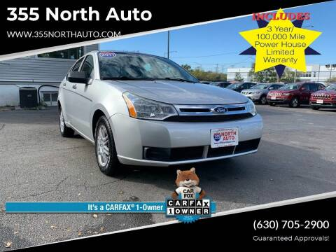 2011 Ford Focus for sale at 355 North Auto in Lombard IL