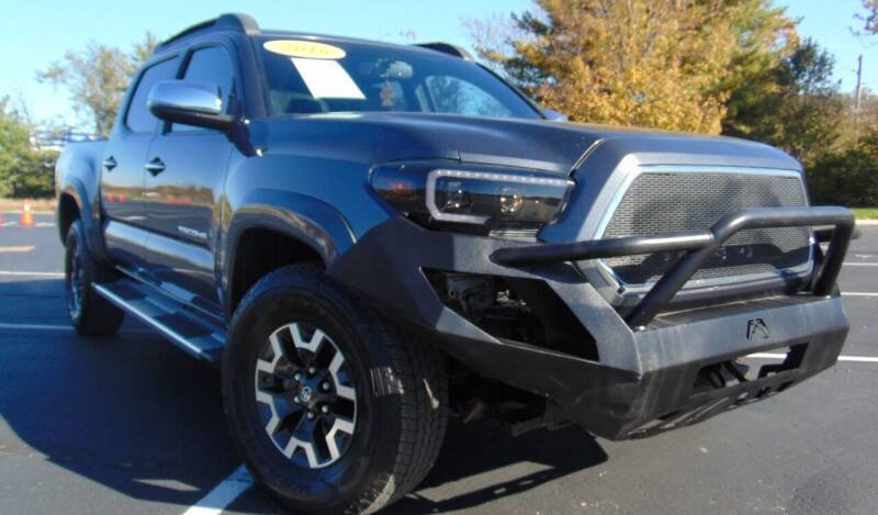 2016 Toyota Tacoma for sale at Tennessee Imports Inc in Nashville TN