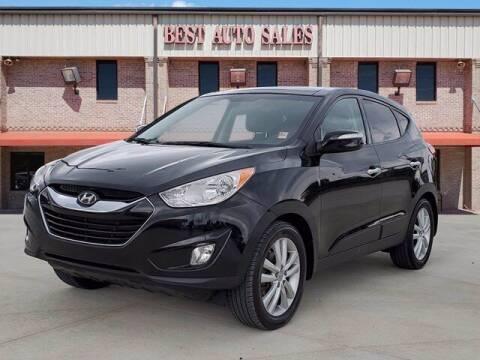 2013 Hyundai Tucson for sale at Best Auto Sales LLC in Auburn AL