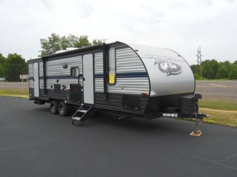 2019 Forest River Cherokee Gray Wolf 26DBH