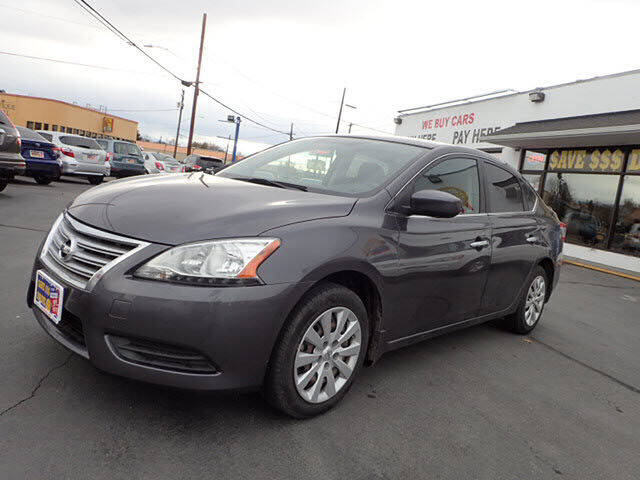 2015 Nissan Sentra for sale at Tommy's 9th Street Auto Sales in Walla Walla WA