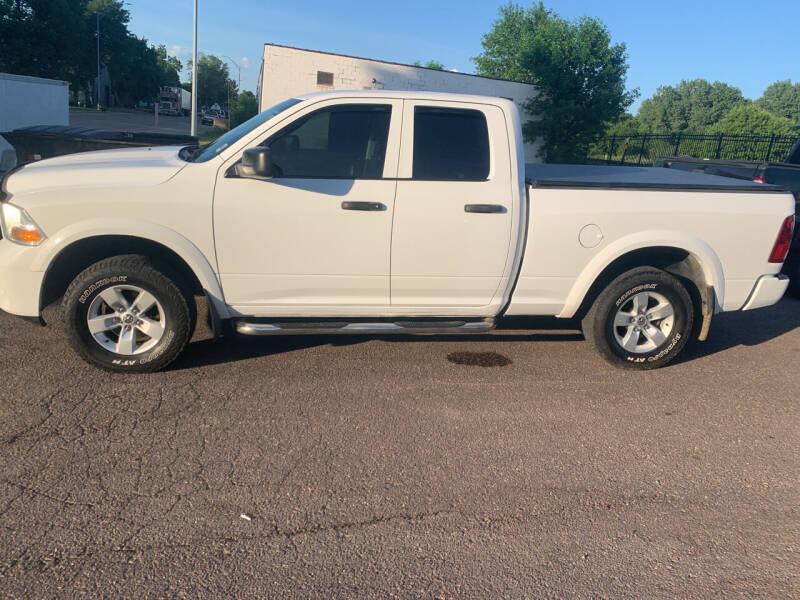 2012 RAM Ram Pickup 1500 for sale at Los Arreglados Auto Sales in Worthington MN