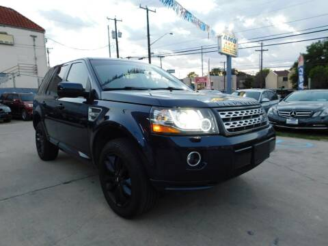 2015 Land Rover LR2 for sale at AMD AUTO in San Antonio TX