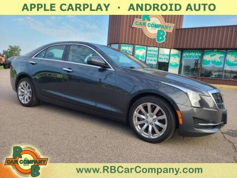 2017 Cadillac ATS for sale at R & B Car Co in Warsaw IN