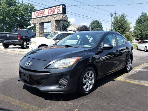 2013 Mazda MAZDA3 for sale at I-DEAL CARS in Camp Hill PA