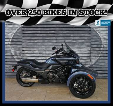 2015 Honda CTX700 for sale at AZautorv.com in Mesa AZ