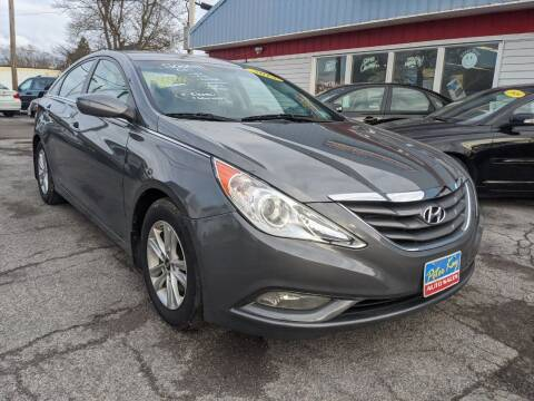 2013 Hyundai Sonata for sale at Peter Kay Auto Sales in Alden NY