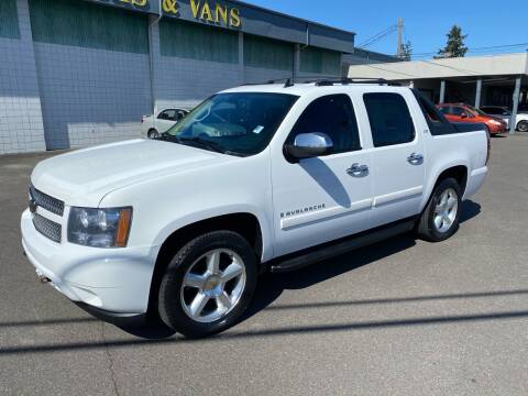 2008 Chevrolet Avalanche for sale at Vista Auto Sales in Lakewood WA