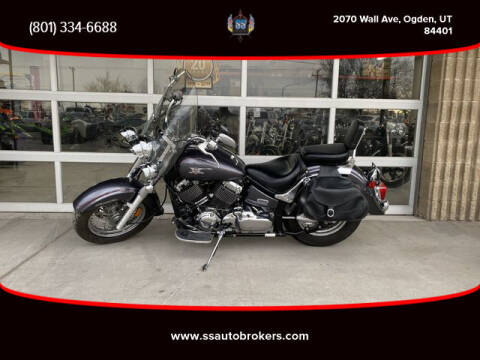 2005 Yamaha XVS65A V-Star Classic for sale at S S Auto Brokers in Ogden UT