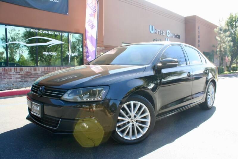 2014 Volkswagen Jetta for sale at CK Motors in Murrieta CA