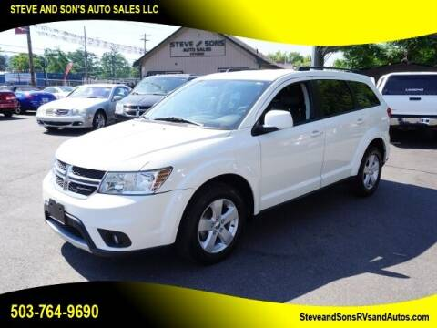 2011 Dodge Journey for sale at Steve & Sons Auto Sales in Happy Valley OR