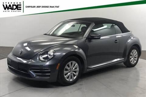 2017 Volkswagen Beetle Convertible for sale at Stephen Wade Pre-Owned Supercenter in Saint George UT