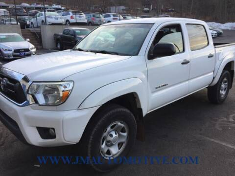 2013 Toyota Tacoma for sale at J & M Automotive in Naugatuck CT