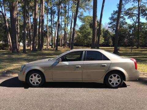 2004 Cadillac CTS for sale at Import Auto Brokers Inc in Jacksonville FL