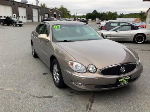 2007 Buick LaCrosse for sale at SHAKER VALLEY AUTO SALES in Enfield NH